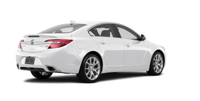 2016 Buick Regal GS | Photo 5 | White Frost