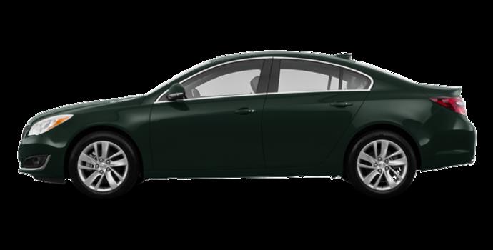 2016 Buick Regal Sportback PREMIUM I | Photo 4 | Dark Forest Green Metallic