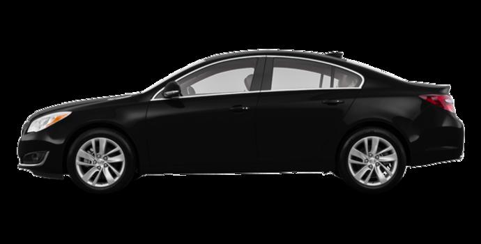 2016 Buick Regal PREMIUM II | Photo 4 | Ebony Twilight Metallic