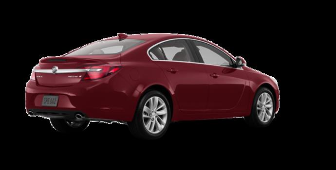 2016 Buick Regal PREMIUM II | Photo 5 | Crimson Red