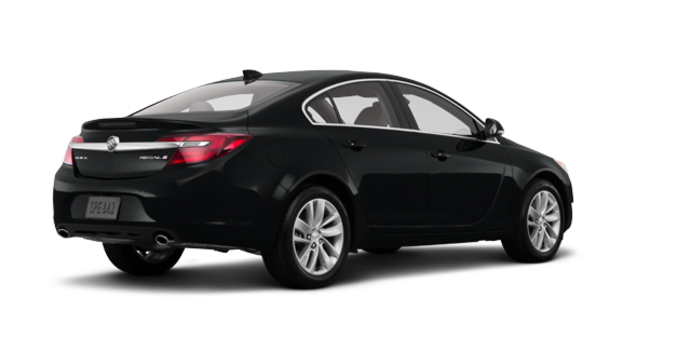 2016 Buick Regal PREMIUM II | Photo 5 |  Black Onyx