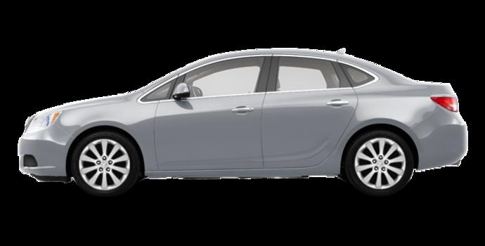 2016 Buick Verano BASE | Photo 4 | Quicksilver Metallic