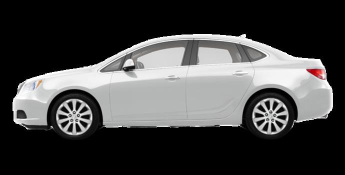2016 Buick Verano BASE | Photo 4 | Summit White