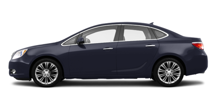 2016 Buick Verano LEATHER | Photo 4 | Dark Sapphire Blue Metallic