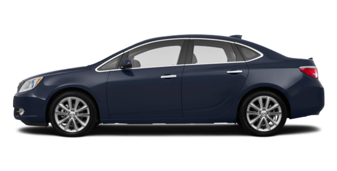 2016 Buick Verano PREMIUM | Photo 4 | Dark Sapphire Blue Metallic