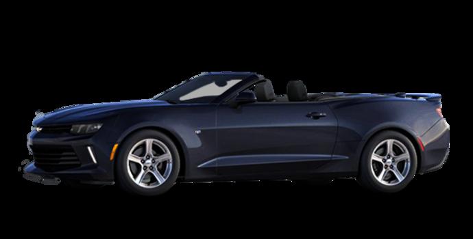 2016 Chevrolet Camaro convertible 1LT | Photo 4 | Blue Velvet Metallic