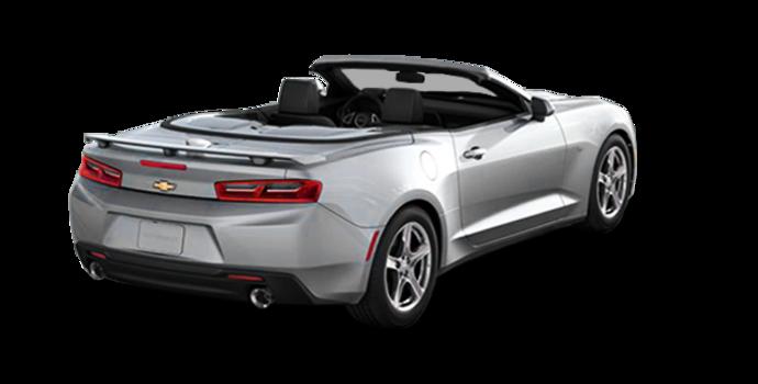 2016 Chevrolet Camaro convertible 1LT | Photo 5 | Silver Ice Metallic
