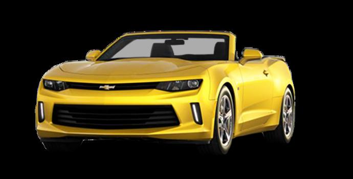 2016 Chevrolet Camaro convertible 1LT | Photo 6 | Bright Yellow