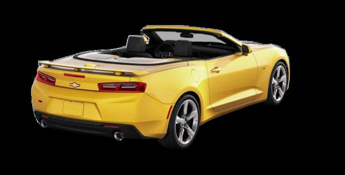 2016 Chevrolet Camaro convertible 1SS | Photo 5 | Bright Yellow