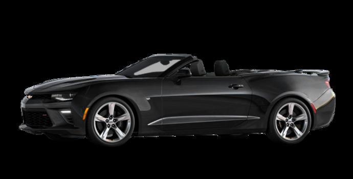 2016 Chevrolet Camaro convertible 2SS | Photo 4 | Black