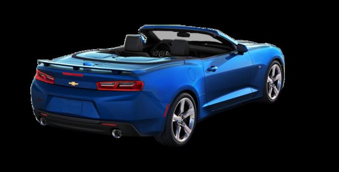 2016 Chevrolet Camaro convertible 2SS | Photo 5 | Hyper Blue Metallic