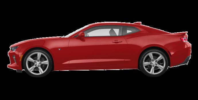 2016 Chevrolet Camaro coupe 1SS | Photo 4 | Garnet Red