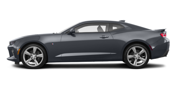 2016 Chevrolet Camaro coupe 1SS | Photo 4 | Nightfall Grey Metallic