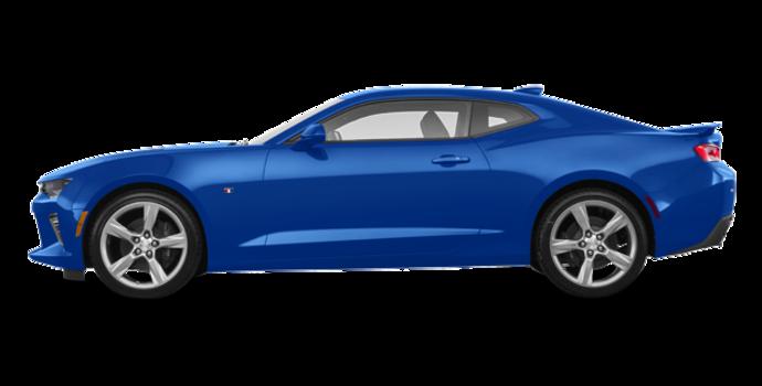 2016 Chevrolet Camaro coupe 1SS | Photo 4 | Hyper Blue Metallic