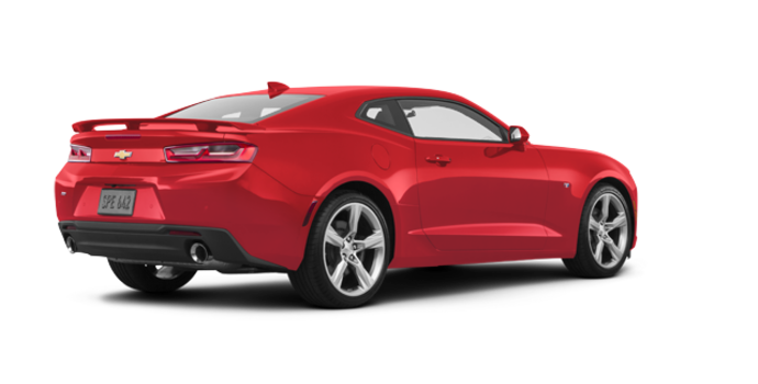 2016 Chevrolet Camaro coupe 1SS | Photo 5 | Red Hot