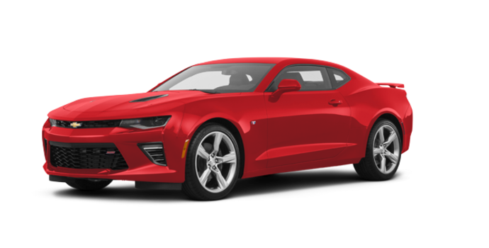 2016 Chevrolet Camaro coupe 1SS | Photo 6 | Red Hot