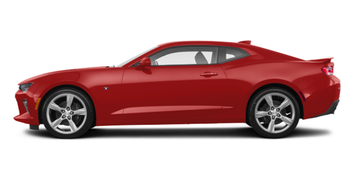 2016 Chevrolet Camaro coupe 2SS | Photo 4 | Garnet Red