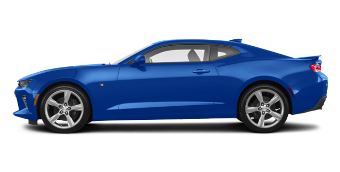 2016 Chevrolet Camaro coupe 2SS | Photo 4 | Hyper Blue Metallic