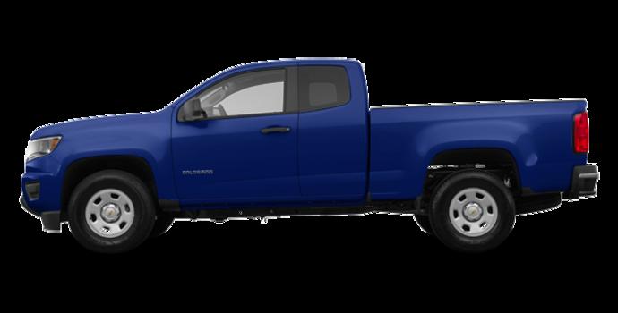 2016 Chevrolet Colorado WT | Photo 4 | Laser Blue