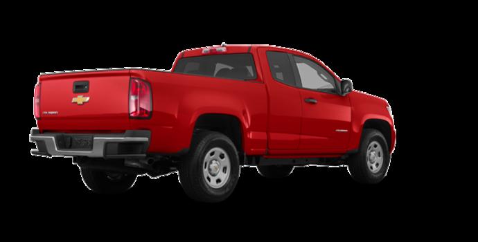 2016 Chevrolet Colorado WT | Photo 5 | Red Hot