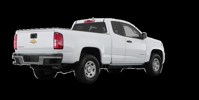 2016 Chevrolet Colorado WT | Photo 5 | Summit White