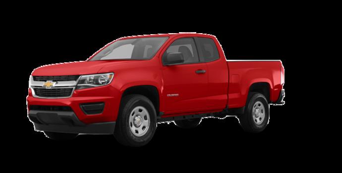 2016 Chevrolet Colorado WT | Photo 6 | Red Hot