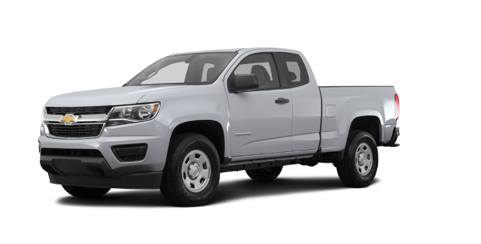 2016 Chevrolet Colorado WT | Photo 6 | Silver Ice Metallic