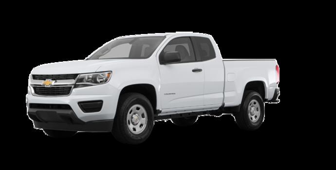 2016 Chevrolet Colorado WT | Photo 6 | Summit White