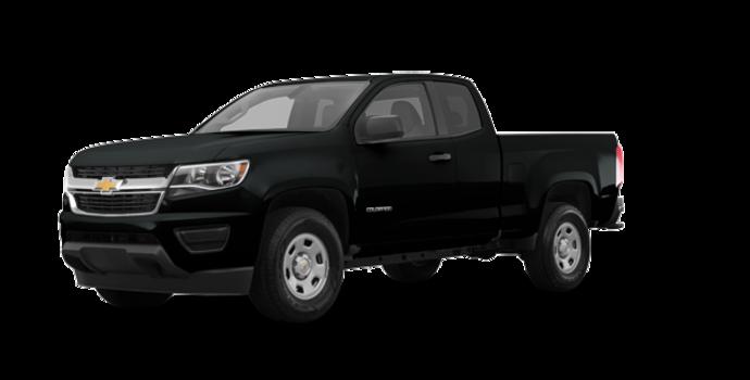 2016 Chevrolet Colorado WT | Photo 6 | Black