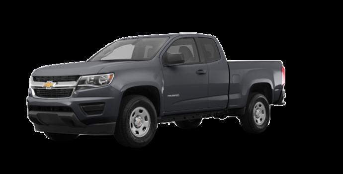 2016 Chevrolet Colorado WT | Photo 6 | Cyber Grey Metallic
