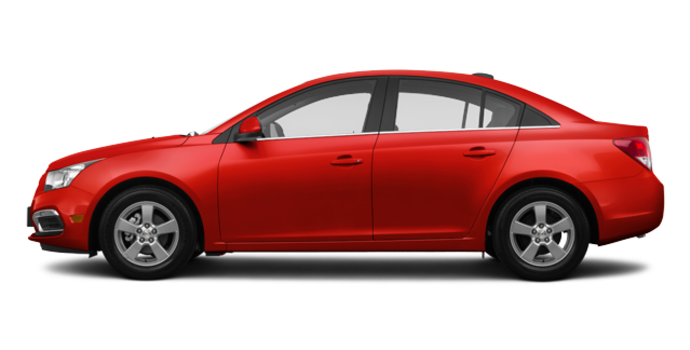 2016 Chevrolet Cruze Limited 1LT | Photo 4 | Red Hot