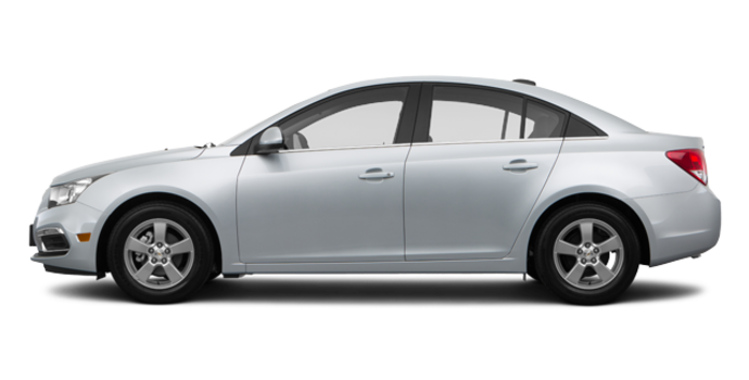 2016 Chevrolet Cruze Limited 1LT | Photo 4 | Silver Ice Metallic