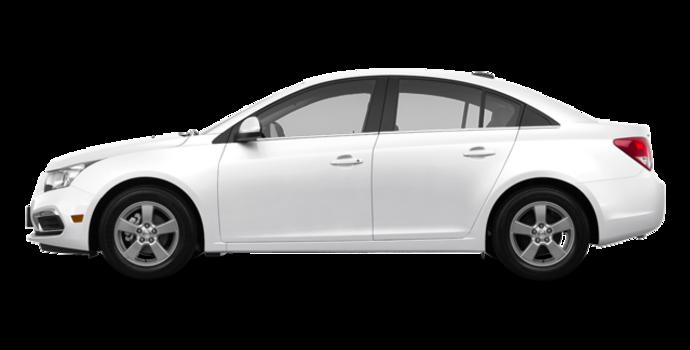 2016 Chevrolet Cruze Limited 1LT | Photo 4 | Summit White.