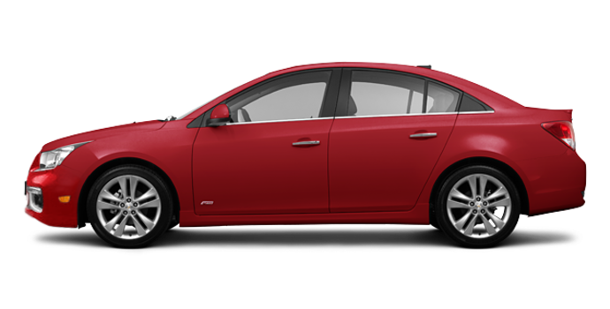2016 Chevrolet Cruze Limited LTZ   Photo 4   Siren Red