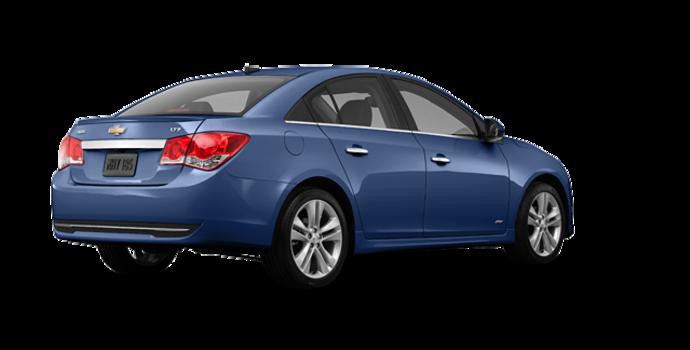 2016 Chevrolet Cruze Limited LTZ   Photo 5   Blue Ray Metallic