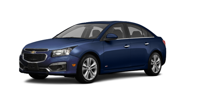 2016 Chevrolet Cruze Limited LTZ   Photo 6   Blue Ray Metallic