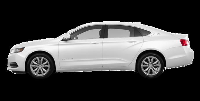 2016 Chevrolet Impala 2LT | Photo 4 | Summit White