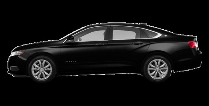 2016 Chevrolet Impala 2LT | Photo 4 | Mosaic Black Metallic