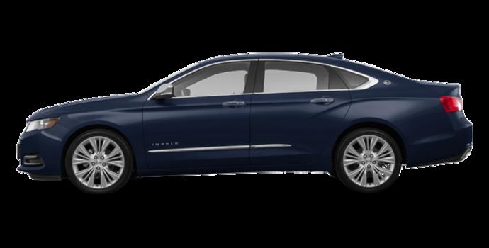 2016 Chevrolet Impala LTZ | Photo 4 | Blue Velvet Metallic