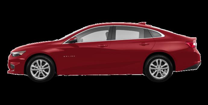 2016 Chevrolet Malibu LT | Photo 4 | Butte Red Metallic