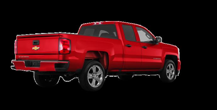 2016 Chevrolet Silverado 1500 CUSTOM | Photo 5 | Red Hot