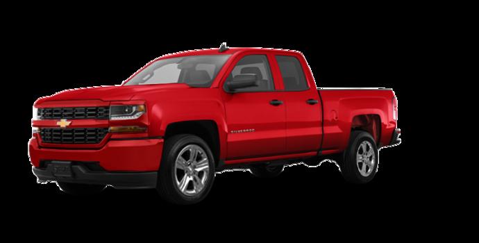 2016 Chevrolet Silverado 1500 CUSTOM | Photo 6 | Red Hot