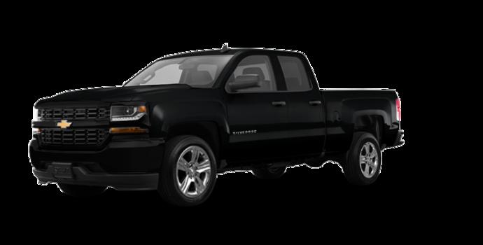 2016 Chevrolet Silverado 1500 CUSTOM | Photo 6 | Black