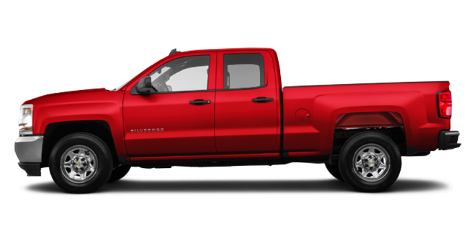 2016 Chevrolet Silverado 1500 LS | Photo 4 | Red Hot