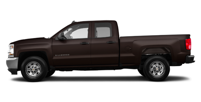 2016 Chevrolet Silverado 1500 LS | Photo 4 | Autumn Bronze Metallic