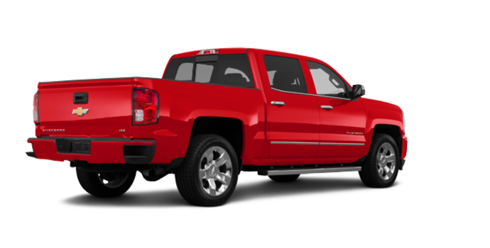 2016 Chevrolet Silverado 1500 LTZ Z71 | Photo 5 | Red Hot