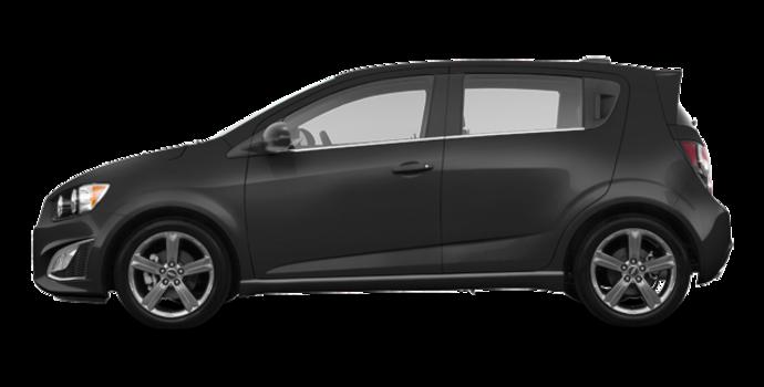 2016 Chevrolet Sonic Hatchback RS | Photo 4 | Nightfall Grey Metallic