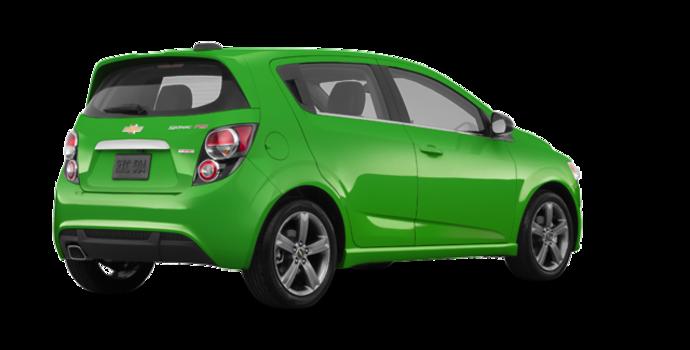 2016 Chevrolet Sonic Hatchback RS | Photo 5 | Dragon Green Metallic