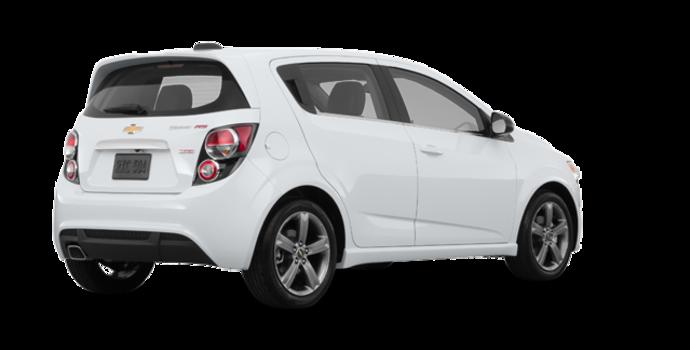 2016 Chevrolet Sonic Hatchback RS | Photo 5 | Summit White