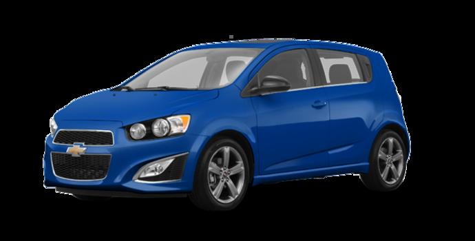 2016 Chevrolet Sonic Hatchback RS | Photo 6 | Kinetic Blue Metallic